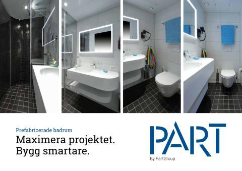 Part – Maximera projektet. Bygg smartare.