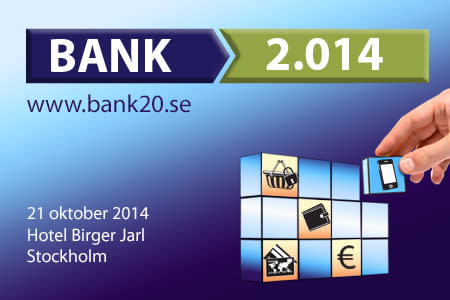 Bank 2.014 - nyheterna inom digital banktjänst