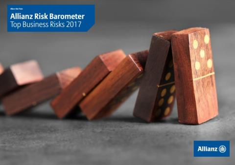 Business interruption ranks as the top risk for organizations worldwide