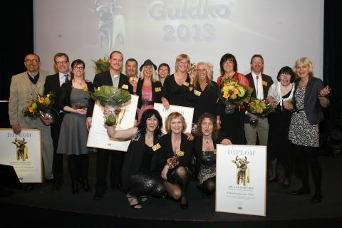 Vinnarna korade i Arla Guldko 2013