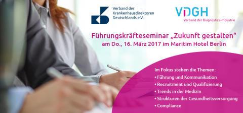 """Seminar für Führungskräfte """"Zukunft gestalten"""""""