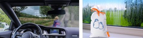 Pingi: En effektiv, miljövänlig och återanvändningsbar avfuktare för både bil, båt, husvagn och hem