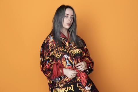 Billie Eilish, Lil Uzi Vert, Greta Van Fleet og Diplo til Tinderbox