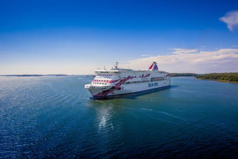Rekordsommer bei Tallink Silja