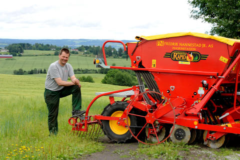 Norsk lantbrukare köpte sin 15:e Rapid
