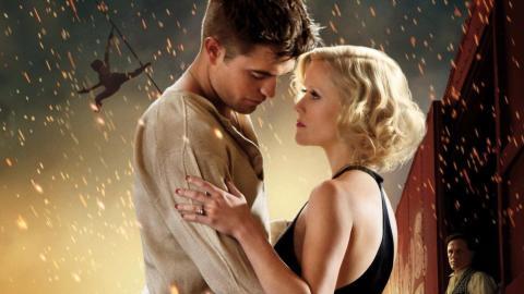 Witherspoon och Pattinson i kärleksdrama - Water for Elephants