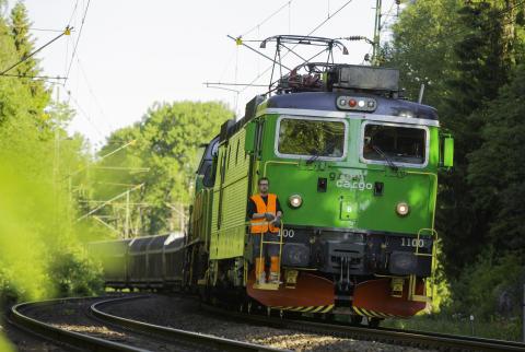 Green Cargo arbetar för att minimera konsekvenser på grund av övertidsblockad