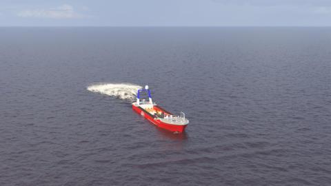 uSEA henter millioner til autonome havinspeksjoner