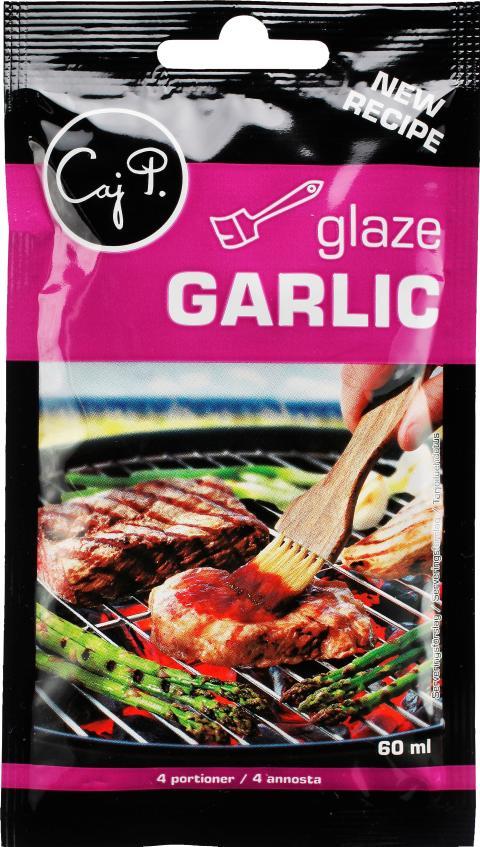 Caj P Glaze garlic