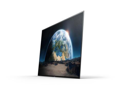 Sony lance le téléviseur BRAVIA A1 OLED 4K HDR de 77 pouces dans le Benelux