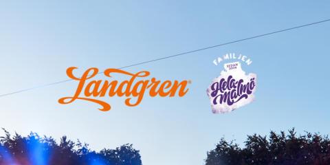 Samarbete och engagemang mellan Helamalmö och Landgren.