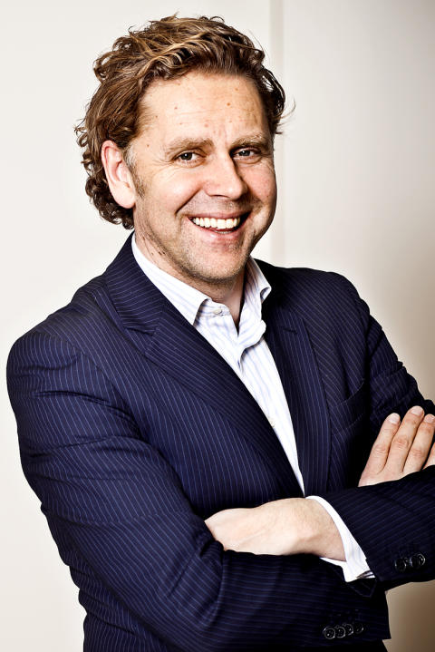 Petter Nylander CEO Universum Communications