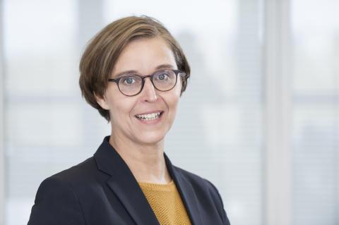 Heike Morris, juristische Leiterin