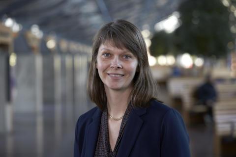 Hanna Björk, miljöstrateg