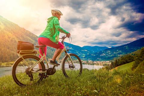 Urlaub mit dem Fahrrad: Der Via Claudia Augusta Radweg