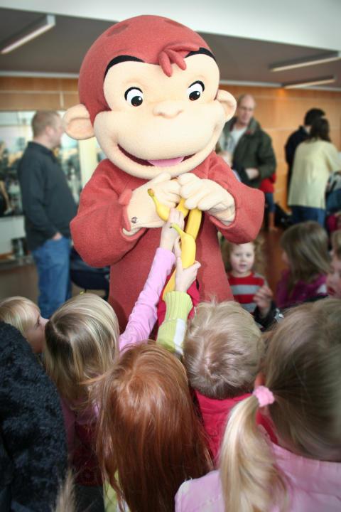 Stena Line arrangerar Sveriges största barnkalas