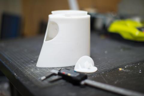 3D-skrivare och 3D-utskrifter för kontoret - Linköpingsföretaget Wematter fortsätter att växa!