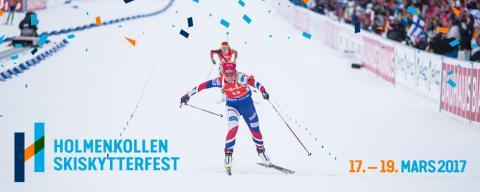 Holmenkollen Skiskytterfest 2017