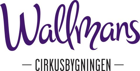 Wallmans Cirkusbygningen Köpenhamn logotype