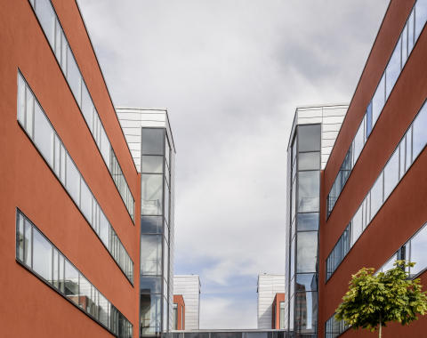 Castellum hyr ut till Microsoft i Lund