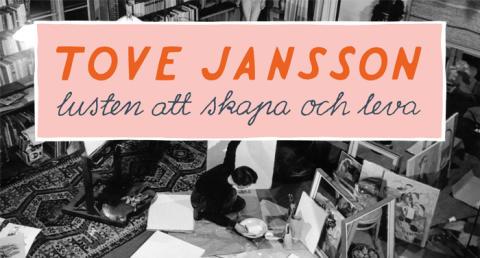 Stort program med aktiviteter för barn och unga i samband med utställningen om Tove Jansson på Göteborgs konstmuseum