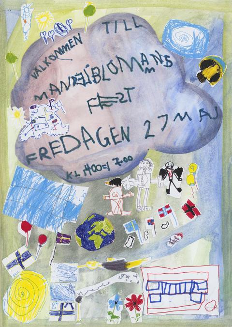 Invigning av förskolan Mandelblomman i Dalby