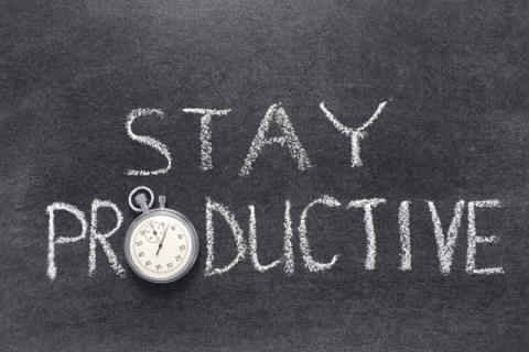 NRG Global discuss how to Focus and Maximize Productivity