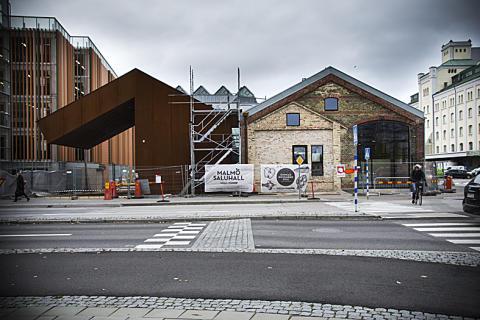 Malmö Saluhall kan bli Årets Bygge 2017
