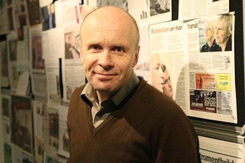 Peter Hertz - grundare av Innovatums inkubatorföretag Climate Curtains