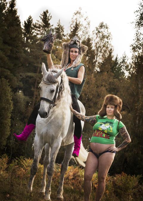 Hästskitsdoften tillbaka på Orionteatern