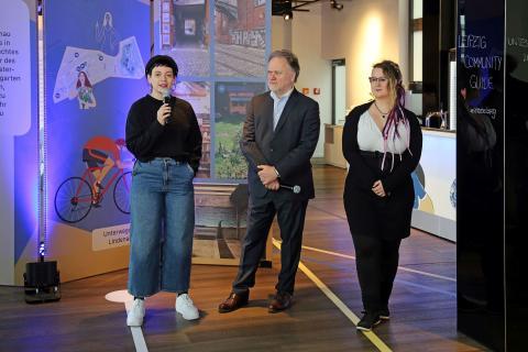 Vorstellung des Facebook Community City Guides im Innside by Meliá Hotel Leipzig