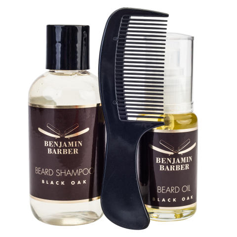 Benjamin Barber Black Oak