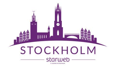 Starweb expanderar i Stockholm