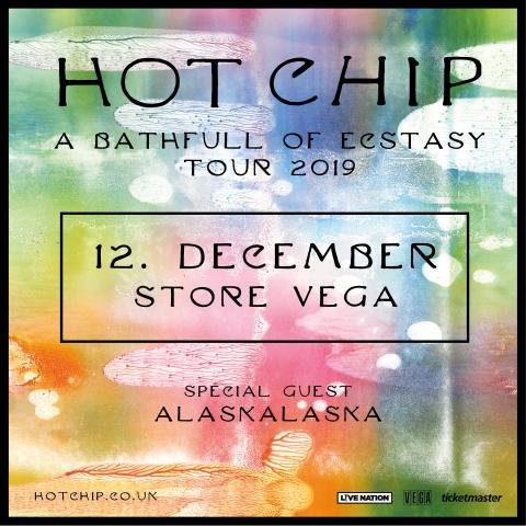 Hot Chip tager deres elektropop med til Store VEGA torsdag 12. december
