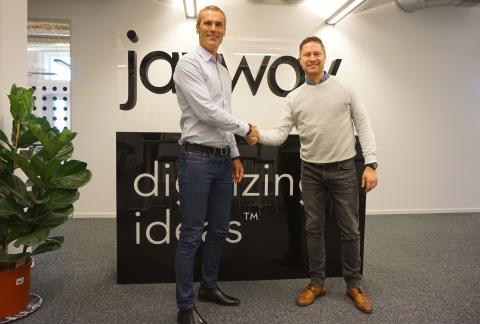 Jayway storsatsar på AI