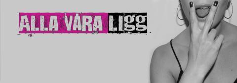 """Premiär för Sveriges oblygaste podd """"Alla våra ligg"""""""