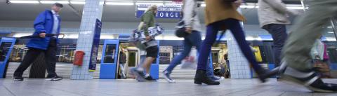 Platform Hötorget