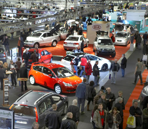 Göteborgs Motorshow – en mässa laddad med nyheter