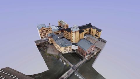 Ny teknik från Spotscale ger detaljrik och effektiv 3D-modellering