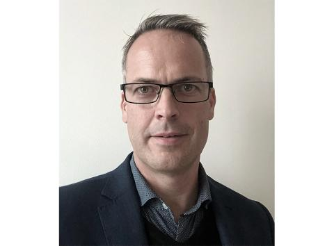 Staffan Örnbratt, the new CEO of COBS