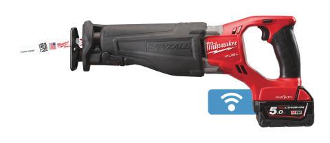 Milwaukee M18 ONE-KEY bajonettsag