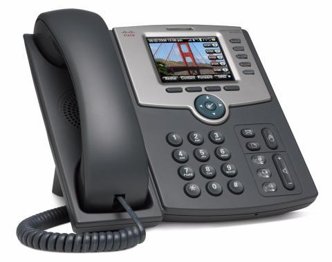 Cisco trådlös IP-telefon
