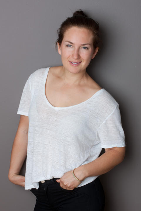 Veronika Andersson, platschef Hälsocenter läkarhuset Göteborg