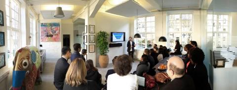 Wiredelta Copenhagen presentation