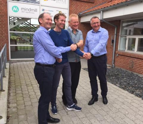 EcoOnline AS kjøper ChemiControl ApS - venter kraftige synergier