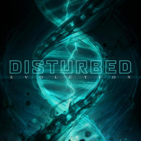 Disturbed - Evolution artwork