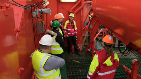 Fulton project will help vulnerable young people find work at sea