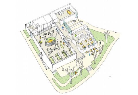 Bakke Bydelshus