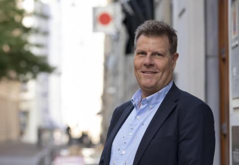 White rekryterar ny CFO