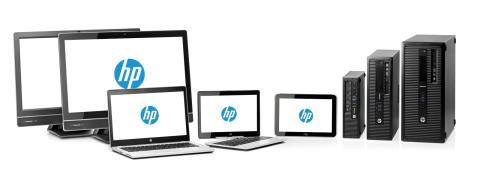 HP forsterker bedriftsporteføljen med kraftige alt-i-ett- og stasjonære datamaskiner